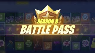 I bought the Battle Pass in Fortnite!
