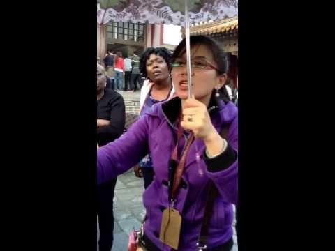 tour guide Beijing, China
