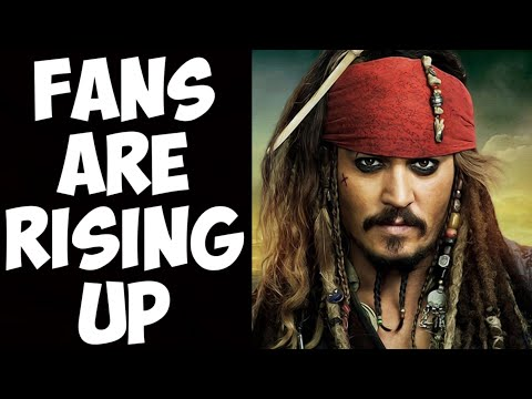 Fans rise up for Johnny Depp's Pirates of the Caribbean return | While Amber Heard faces karma