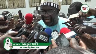 """Moustapha Cissé Lo : """"Le khalife appelle à l'union des coeurs"""""""