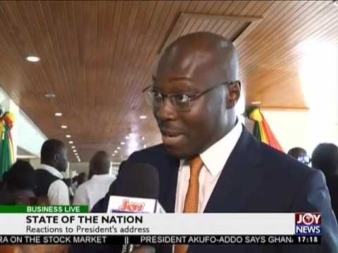 State of the Nation Address - Business Live on Joy News (21-2-17)