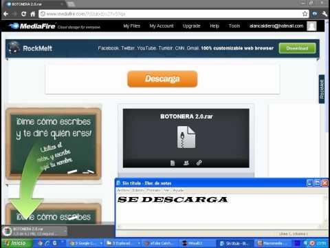 Descargar La Botonera (Mediafire)