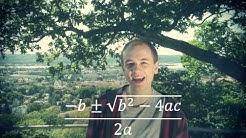Mitternachtsformel (a-b-c-Formel) (Mathe-Song)