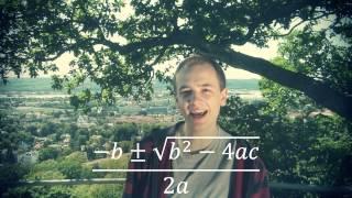 Mitternachtsformel (a-b-c-Formel) (Mathe-Song) thumbnail