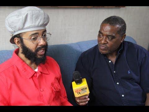Reggae Chat Global, Daddy Ernie Talk's to Protoje.