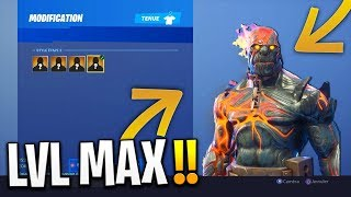 DÉBLOQUER THE STYLE MAX OF THE SKIN PRISONNIER BIG FROID FORTNitE ALL THE STEPS of the SKIN BIG FROID