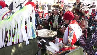Southern Medicine (Contest Song #1)@ Northern Ute 4th of July (Fort Duchesne) Powwow 2019 Resimi