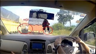 Konvoi Truk Pembalap   Ini Baru Sopir Medan   Jalan Lintas Sumatra