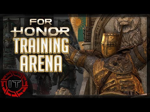 For Honor's All New Training Arena In-Depth (Early Access)