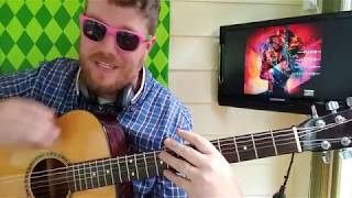 Download Hurts 2B Human - P!nk, Khalid // easy guitar tutorial beginner lesson Mp3 and Videos