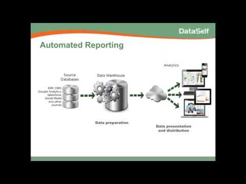 MS Dynamics: Tableau and DataSelf Analytics