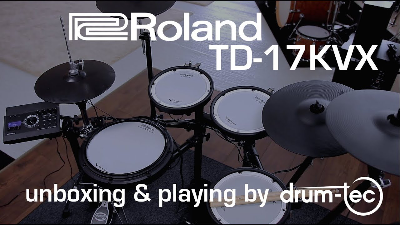 Roland TD-17KVX Review - Is This Electronic Kit Worth It?