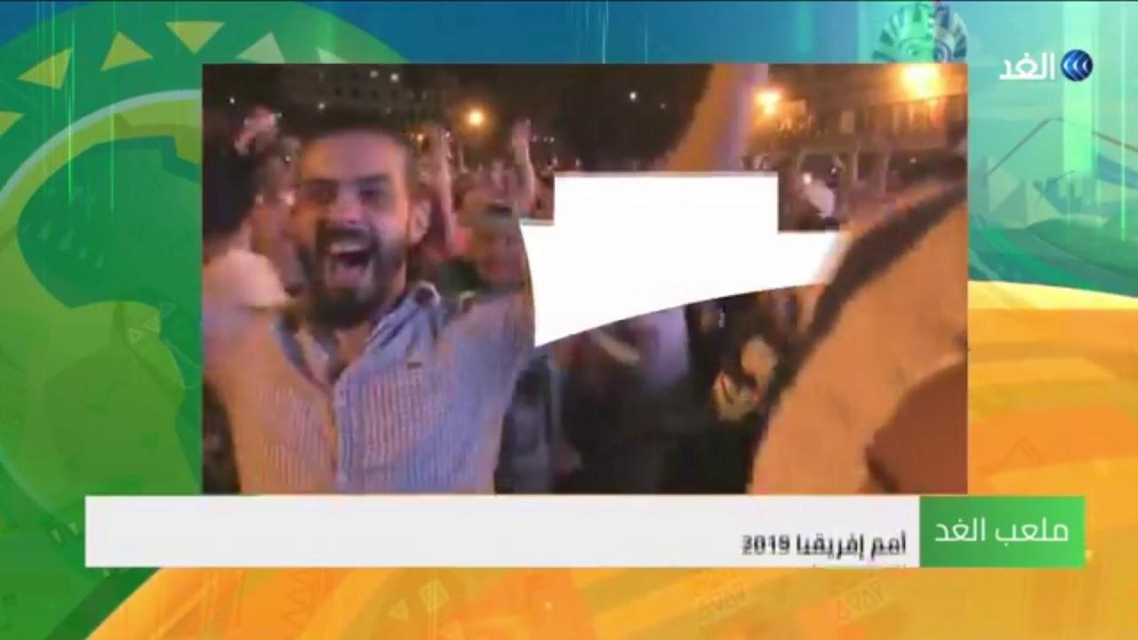 قناة الغد:لماذا توقع إبراهيم شاوش إحراز رياض محرز للركلة الحرة