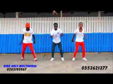 Adany coleman-kpokpo body  dance by fake dancers ft fboys dancers