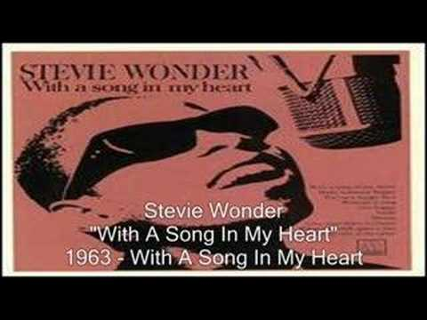 Stevie Wonder - With A Song In My Heart mp3