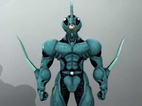 Download ita armor the guyver bioboosted
