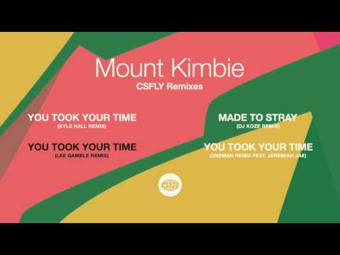 Mount Kimbie - You Took Your Time (Lee Gamble Remix) mp3