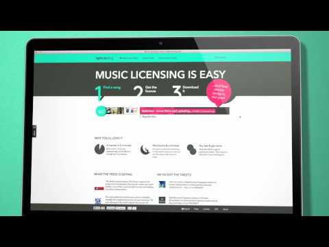 rightclearing.com » Music licensing is easy