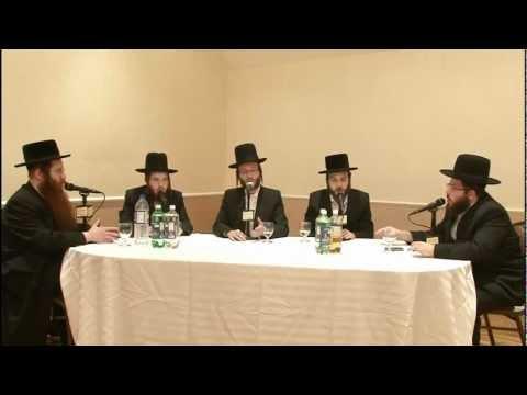 Menachem Moskowitz with Yedidim Choir  A Cappella