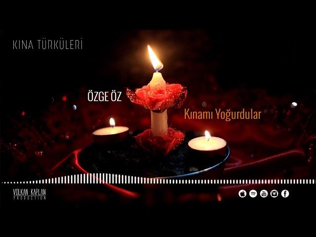 Kınamı Yoğurdular - Özge Öz [ 2020 © Kına Türküleri ]