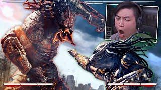 ЗАГРУЗИТЬ TryHard в зеркальном матче ХИЩНИКА !! [Mortal Kombat X]