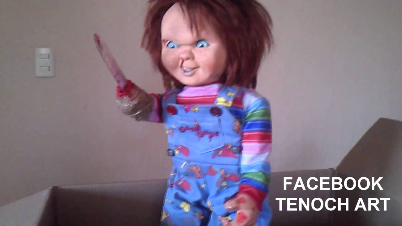 Chucky Life Size Talking Doll Child S Play 2 Tenoch Art