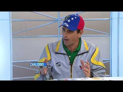 18/06/2017 - Diálogo Con...Henrique Capriles Radonski - Saúl Ortega