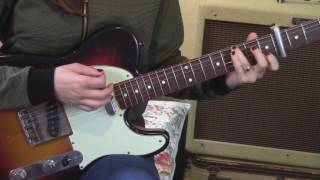 The Smiths-There is a Light That Never Goes Out-Guitar Lesson-Allison Bennett