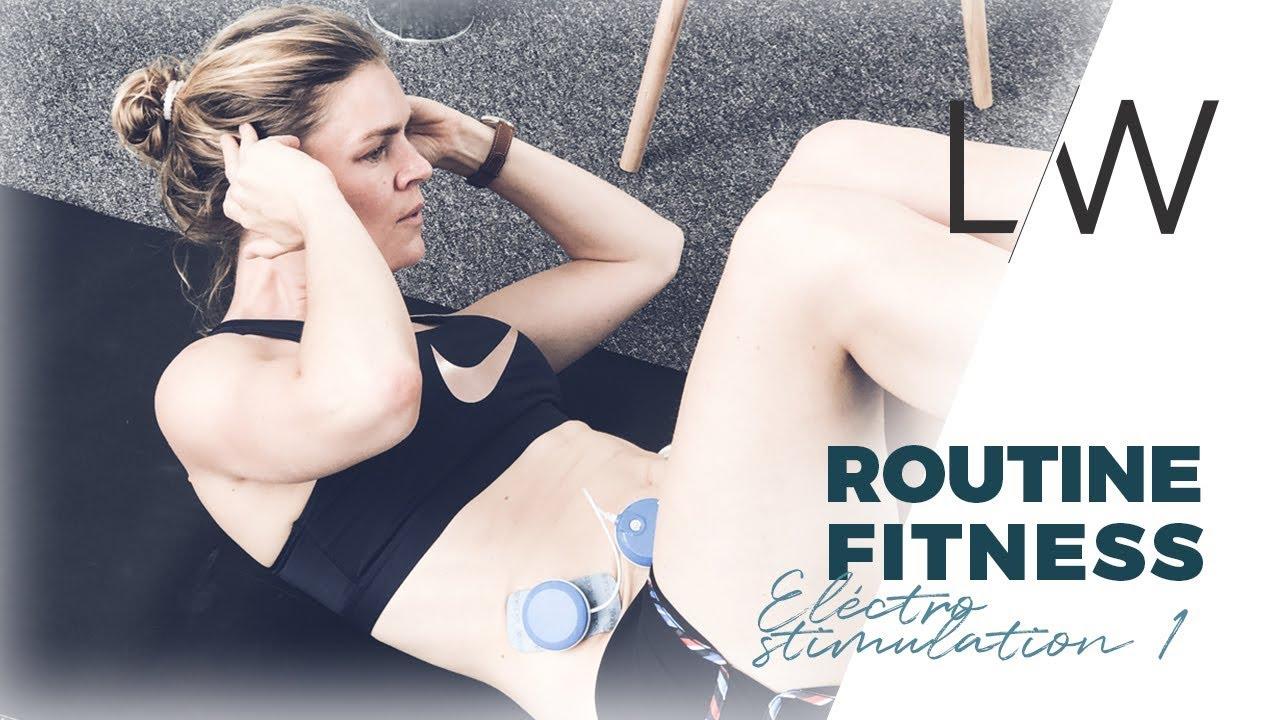 Se muscler avec l électrostimulation - Ma Routine Fitness Compex (30 min) 1942e02af73