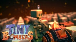 Tiny Bombers - Launch Trailer