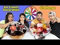 Mystery Wheel of Ice Cream Decoration Challenge   Hungry Birds