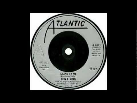 BEN E KING - Stand By Me (Lyrics)