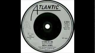 BEN E KING - Stand By Me (Lyrics)