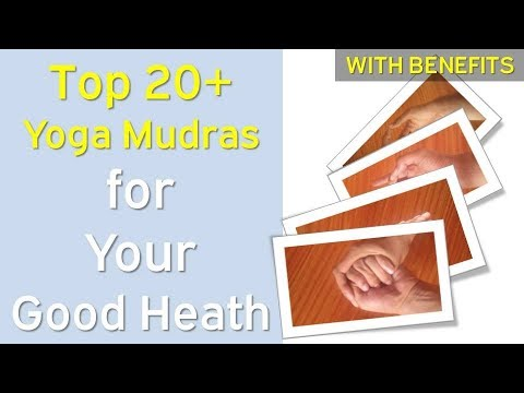 Yoga Hand Mudras for Healing -Top 28 Mudras with Real Benefits   💜🕉 Namaste💜