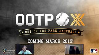 Out of the Park Baseball 20 Discussion w/ Matt Arnold