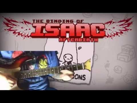 Cerebrum Dispersio (Champion Boss) GUITAR COVER- Binding Of Isaac Afterbirth