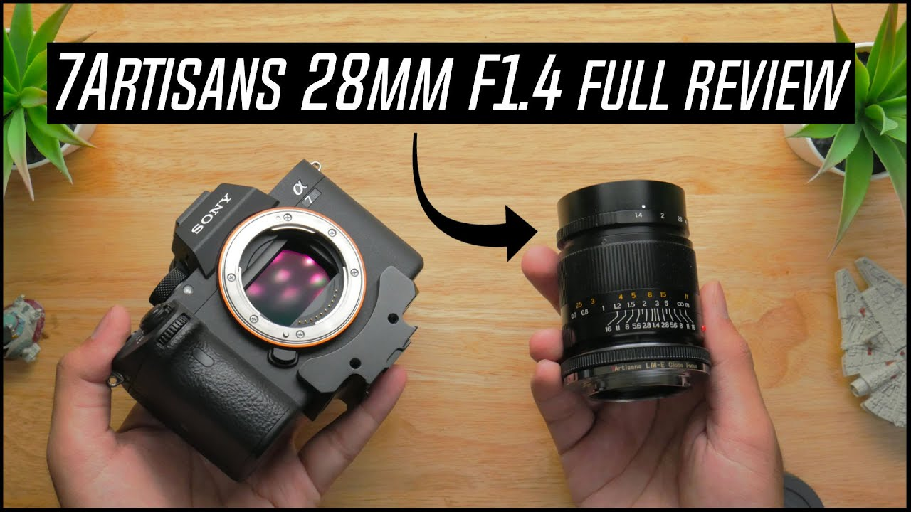 7artisans 28mm f1.4 Lens + Close Focus Adapter : FULL REVIEW with Sample Images (2020)