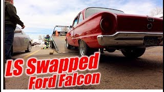 Falcon Made Boost... Then it Broke