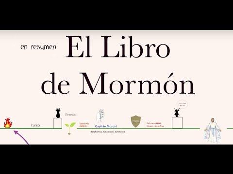 Libro De Mormón en RESUMEN l CHICAS SUD