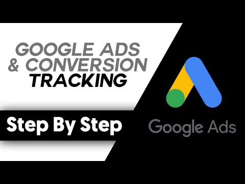 Shopify Google Ads & Conversion Tracking Tutorial ( 2020 Update ) thumbnail