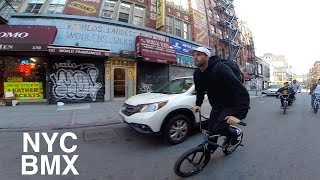 DailyCruise 13: Another Day Riding BMX in Paradise (NYC)