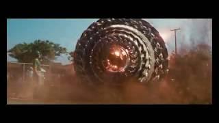 Адские колёса атакуют город