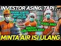 semua karyawan panik investor bule jowo sidak pabrik besar di indonesia