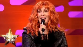 Cher Sings Believe! | The Graham Norton Show CLASSIC CLIP