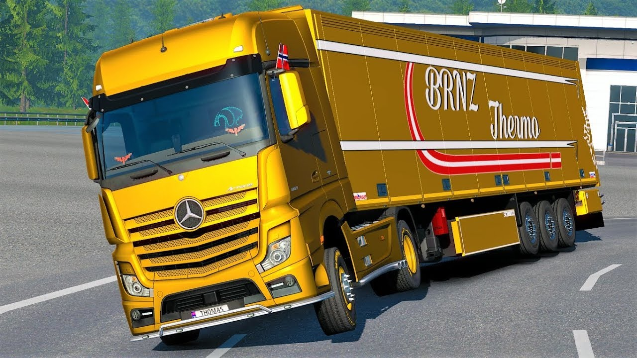 Www Ets Thomas Fr next generation physicstjz™ (ets2 v1.34) euro truck simulator 2