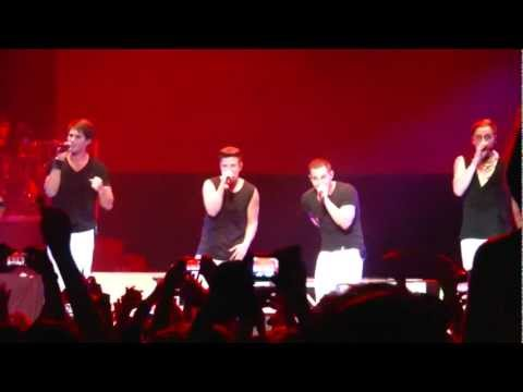 Big Time Rush - Boyfriend - Z Festival Rio