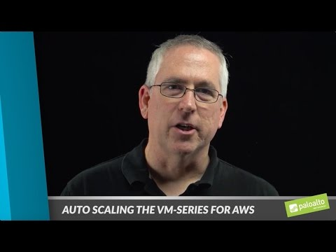 This Is My Architecture – Palo Alto Networks – Auto Scaling the VM-Series for AWS