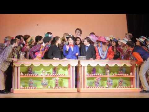 Freddy Awards 2015: Emmaus High School presents 'Mary Poppins'