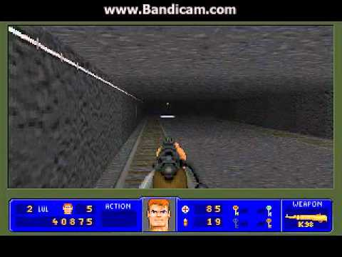 Wolfenstein 3d spear of destiny reloaded sdl floor 2 for Floor 6 reloaded menu