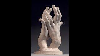 Уроки скульптуры и рисунка: лепка рук, часть 1
